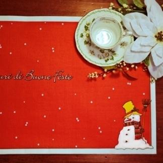 tovaglietta natalizia