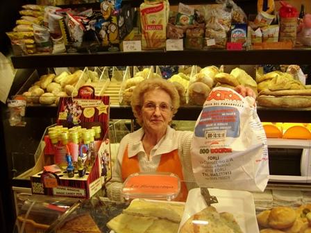 sacchetto pubblicitario pane