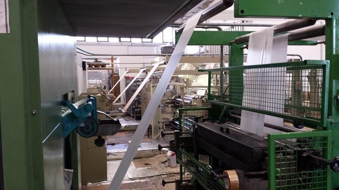 sacchetto pane personalizzato produzione