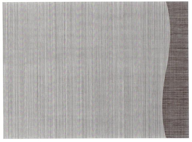 tovaglietta liscia Nera grigia 90 gr