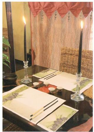 paper placemats with cutlery pockets tovaglia portaposate coordinati ristorante