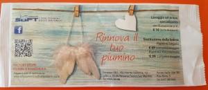 Busta Portaposate personalizzato in quadricromia