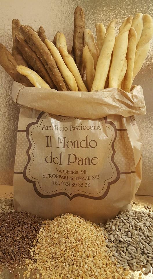 Sacchetto del pane personalizzato